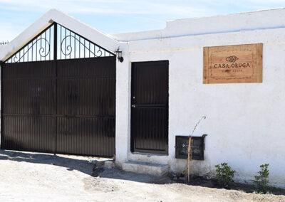 Exterior Casa Oruga